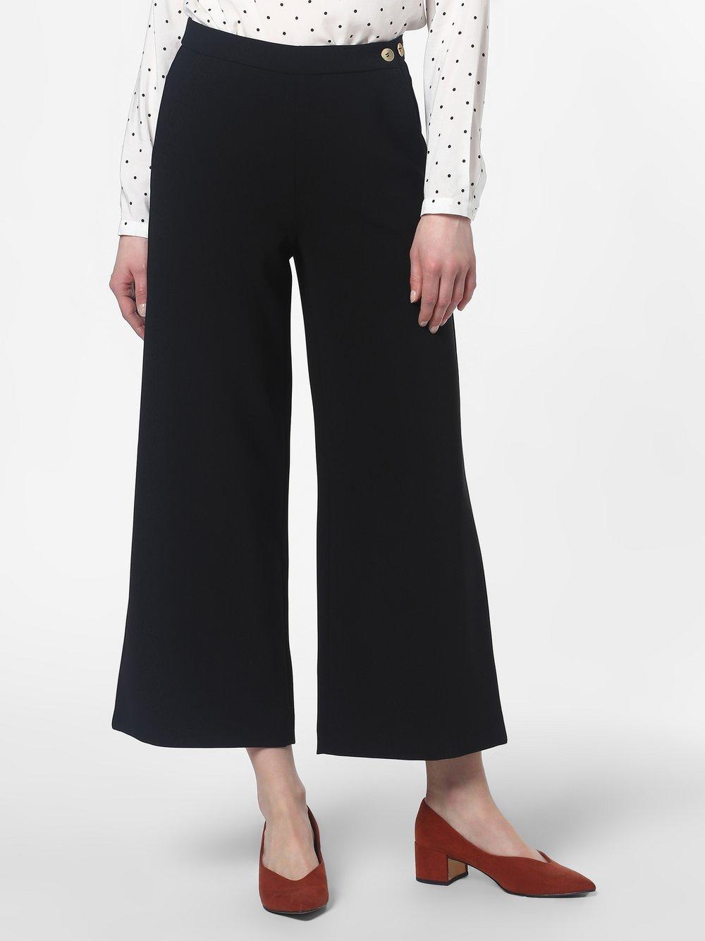 RAFFAELLO ROSSI – Spodnie damskie – Albena, czarny Van Graaf 466439-0001
