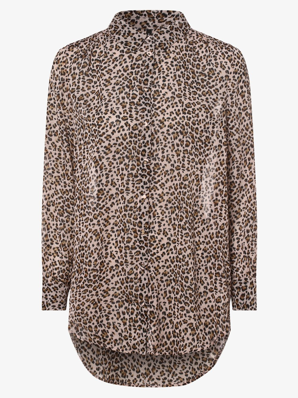 Vero Moda – Bluzka damska – Vmbea, różowy Van Graaf 466470-0001-09960