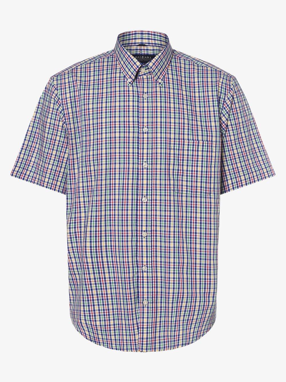 Mc Earl - Koszula męska, biały