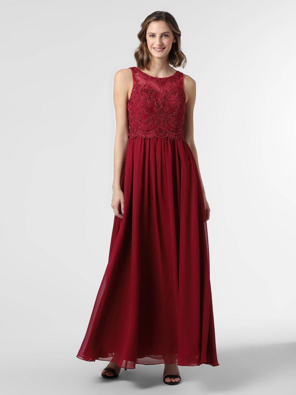 Laona – Damska sukienka wieczorowa, różowy Van Graaf 466892-0002-00380