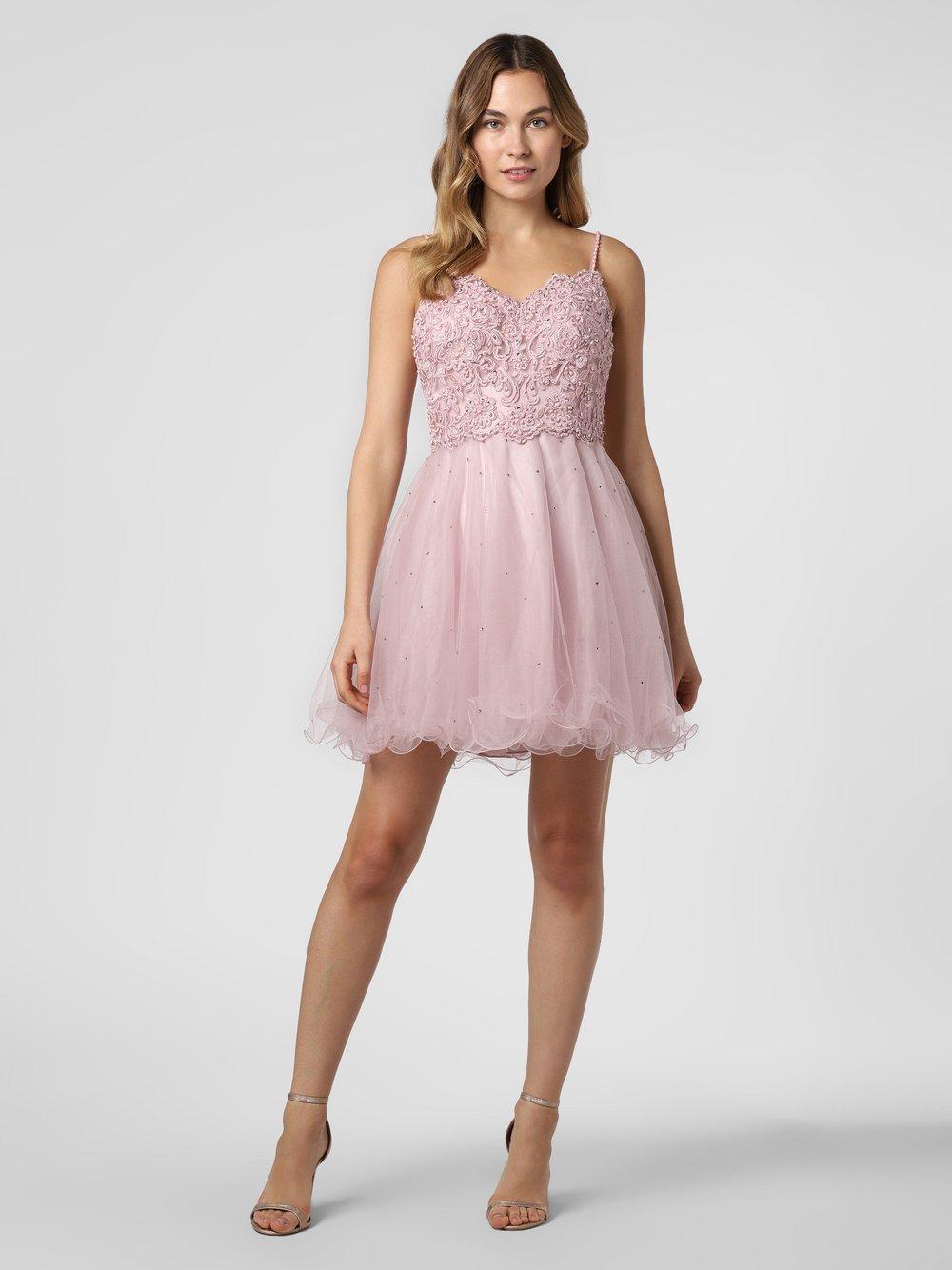 Laona – Damska sukienka wieczorowa, różowy Van Graaf 466895-0001-00380