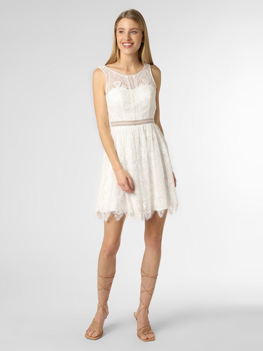 Laona – Damska sukienka wieczorowa, beżowy Van Graaf 466898-0001-00400