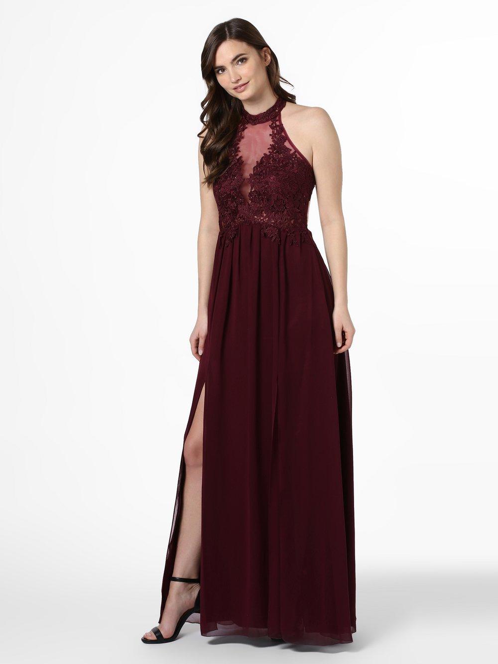 Suddenly Princess - Damska sukienka wieczorowa, czerwony