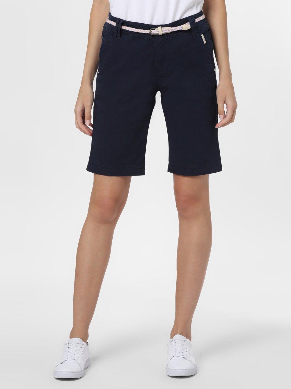 Ragwear – Spodenki damskie – Ramira, niebieski Van Graaf 467427-0001-09920