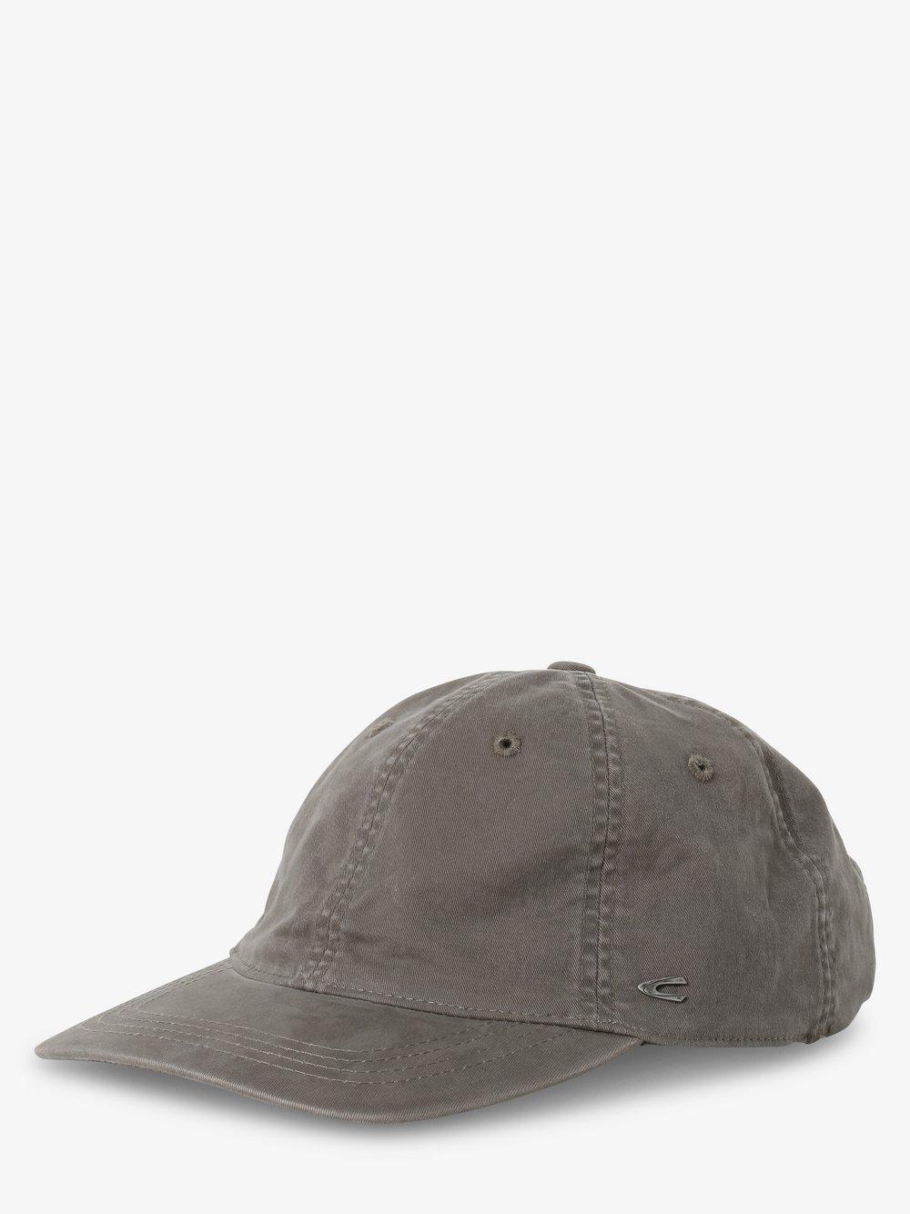 Camel Active – Męska czapka z daszkiem, zielony Van Graaf 467546-0001-09940