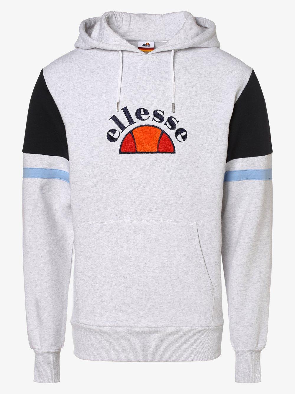 ellesse - Męska bluza nierozpinana – Petto, szary