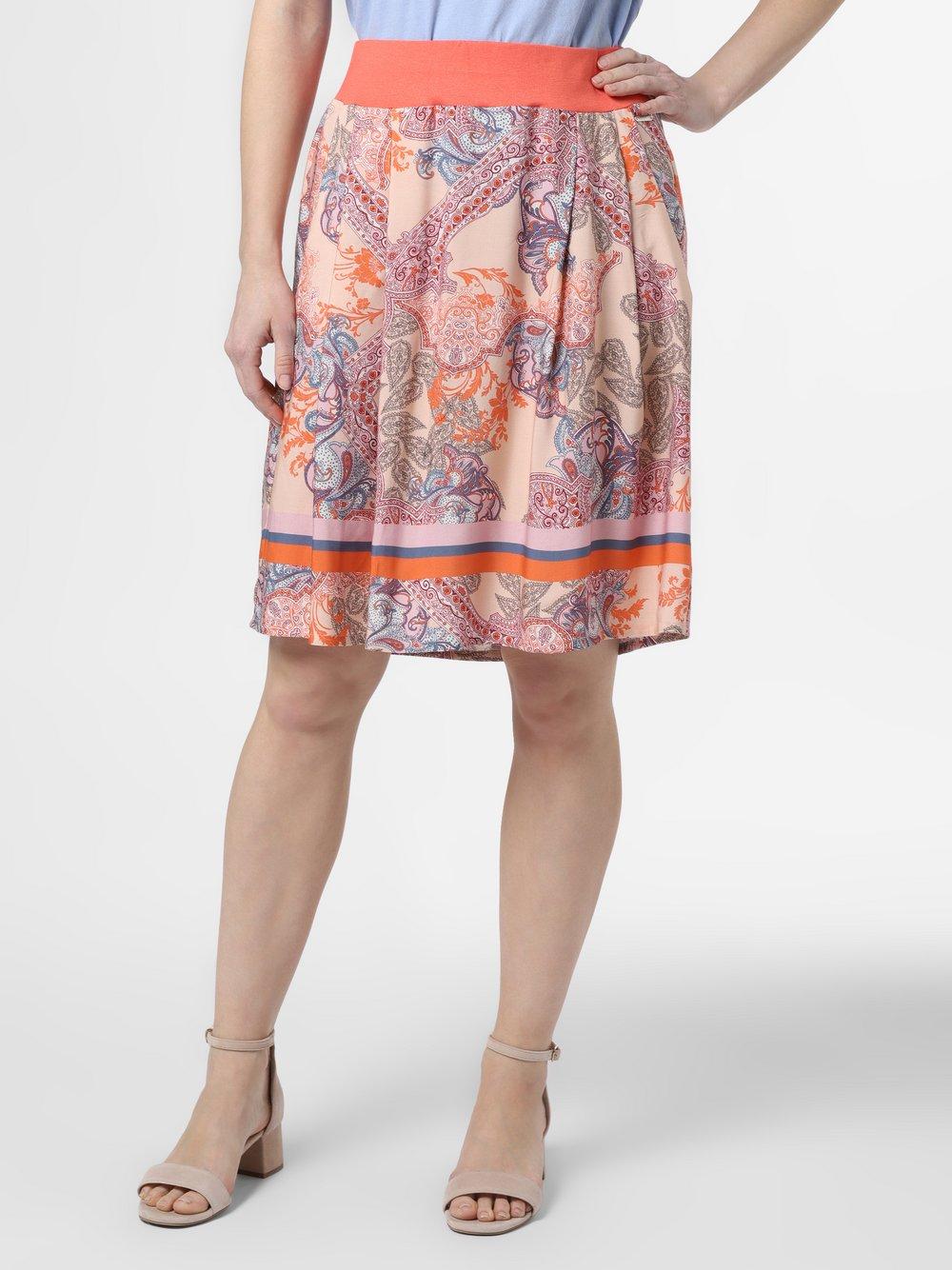 Apriori - Spódnica damska, pomarańczowy