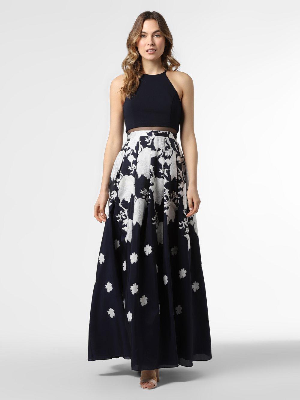 VM - Damska sukienka wieczorowa, czarny
