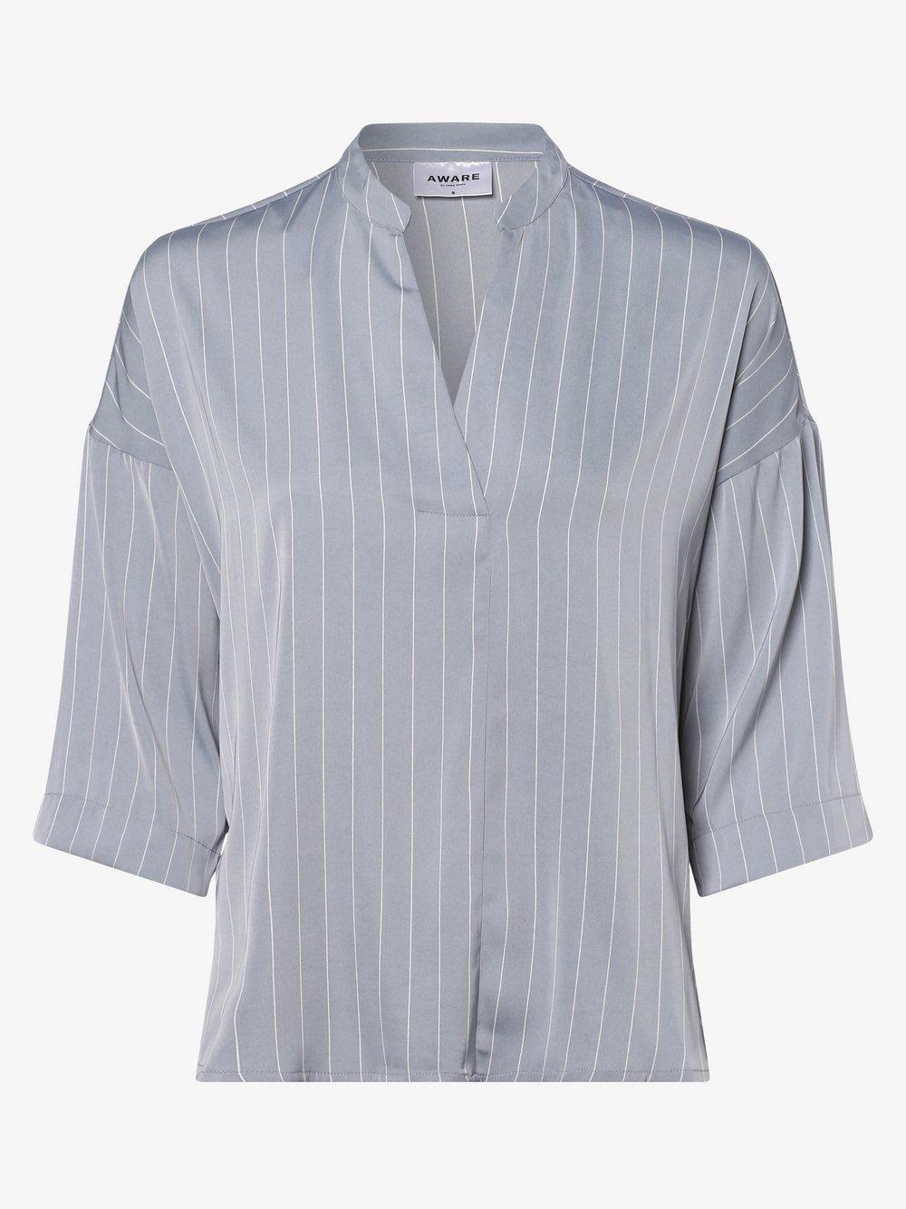 Vero Moda – Bluzka damska – Vmkarolina, niebieski Van Graaf 469118-0001