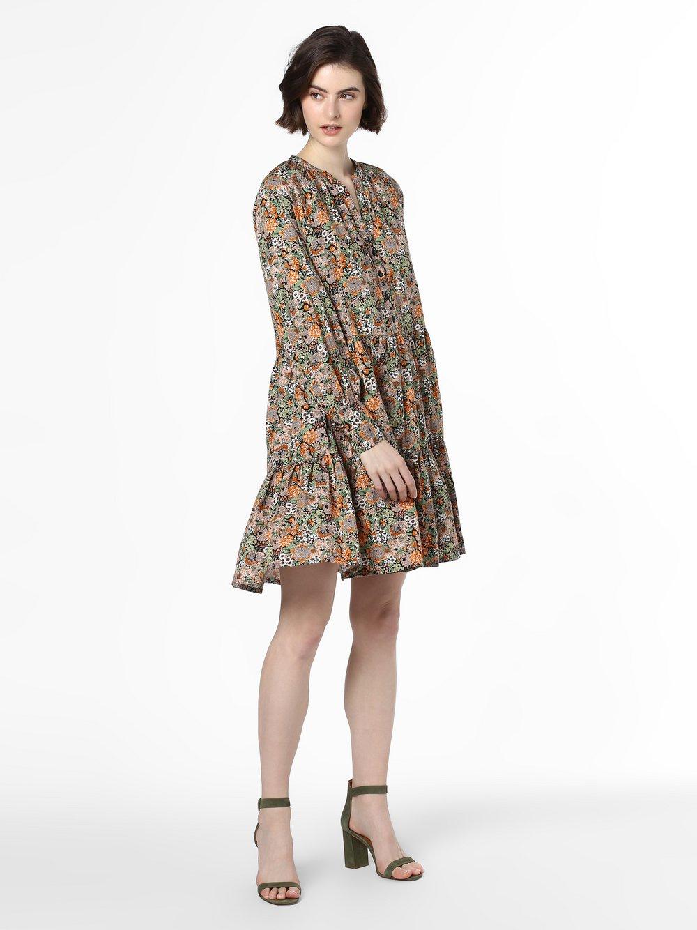 Y.A.S – Sukienka damska – Yasflorala, wielokolorowy Van Graaf 469165-0001