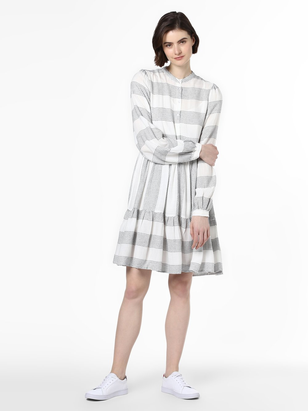 Y.A.S – Sukienka damska – Yaslamali, beżowy Van Graaf 469181-0001-09960