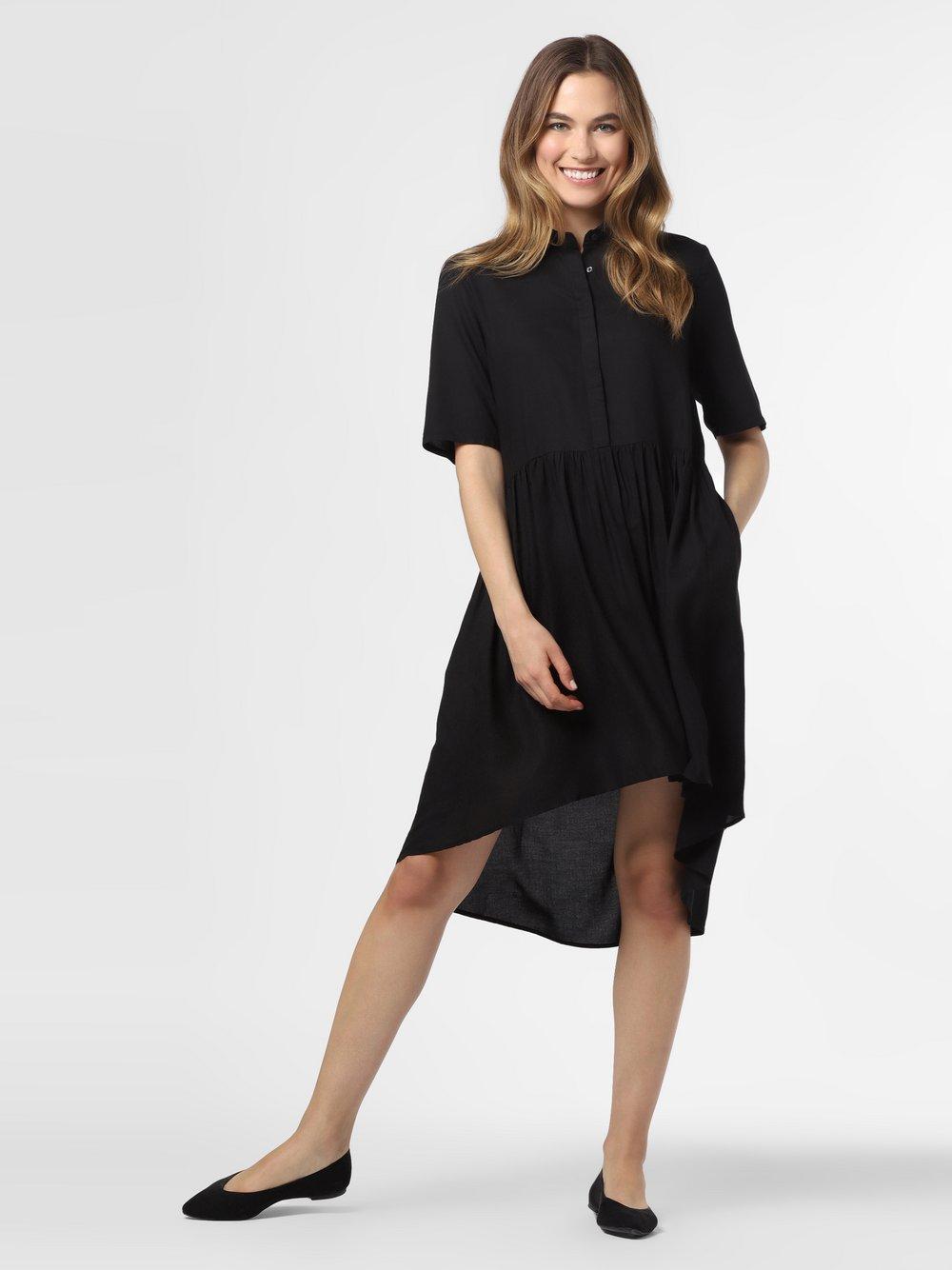 Y.A.S – Sukienka damska – YASGoa, czarny Van Graaf 469211-0001-09900