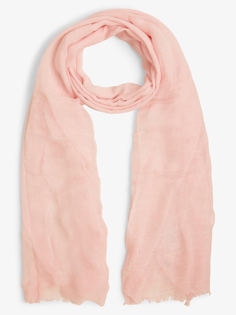 Fraas – Szalik damski, różowy Van Graaf 469483-0001-00000
