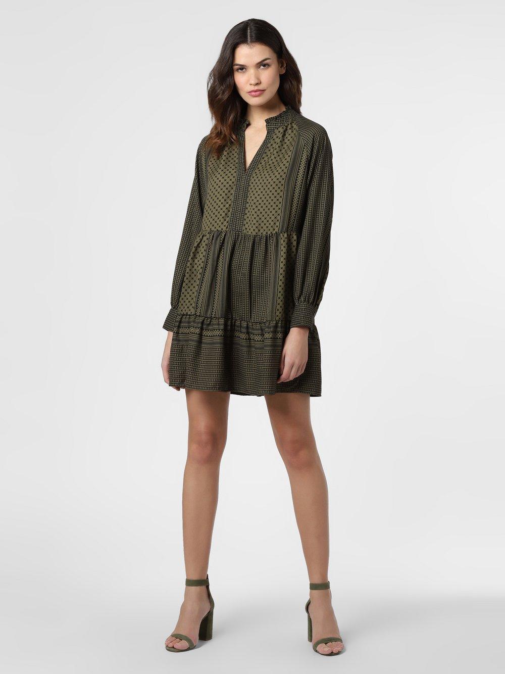ONLY - Sukienka damska – Onlsoul, zielony