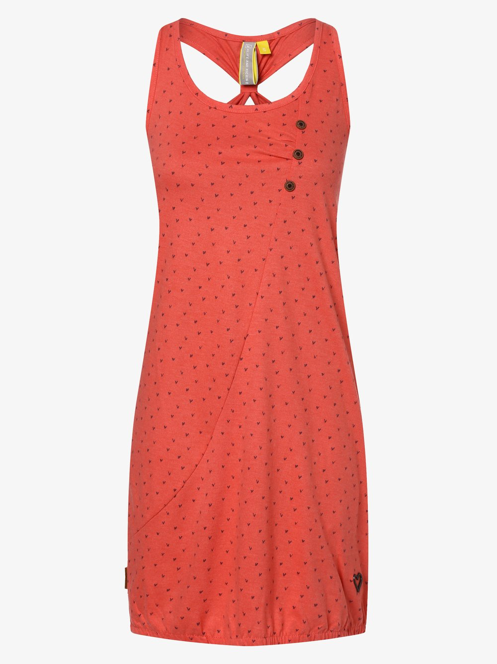 alife and kickin – Sukienka damska – Cameron, czerwony Van Graaf 469869-0001-09940