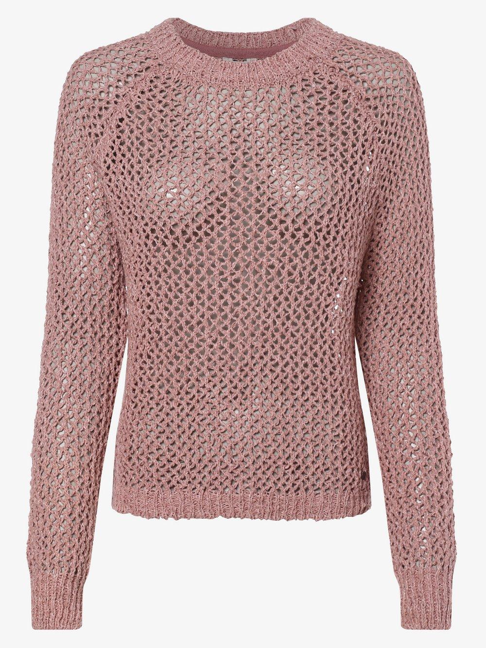 Pepe Jeans - Sweter damski – Elle, różowy