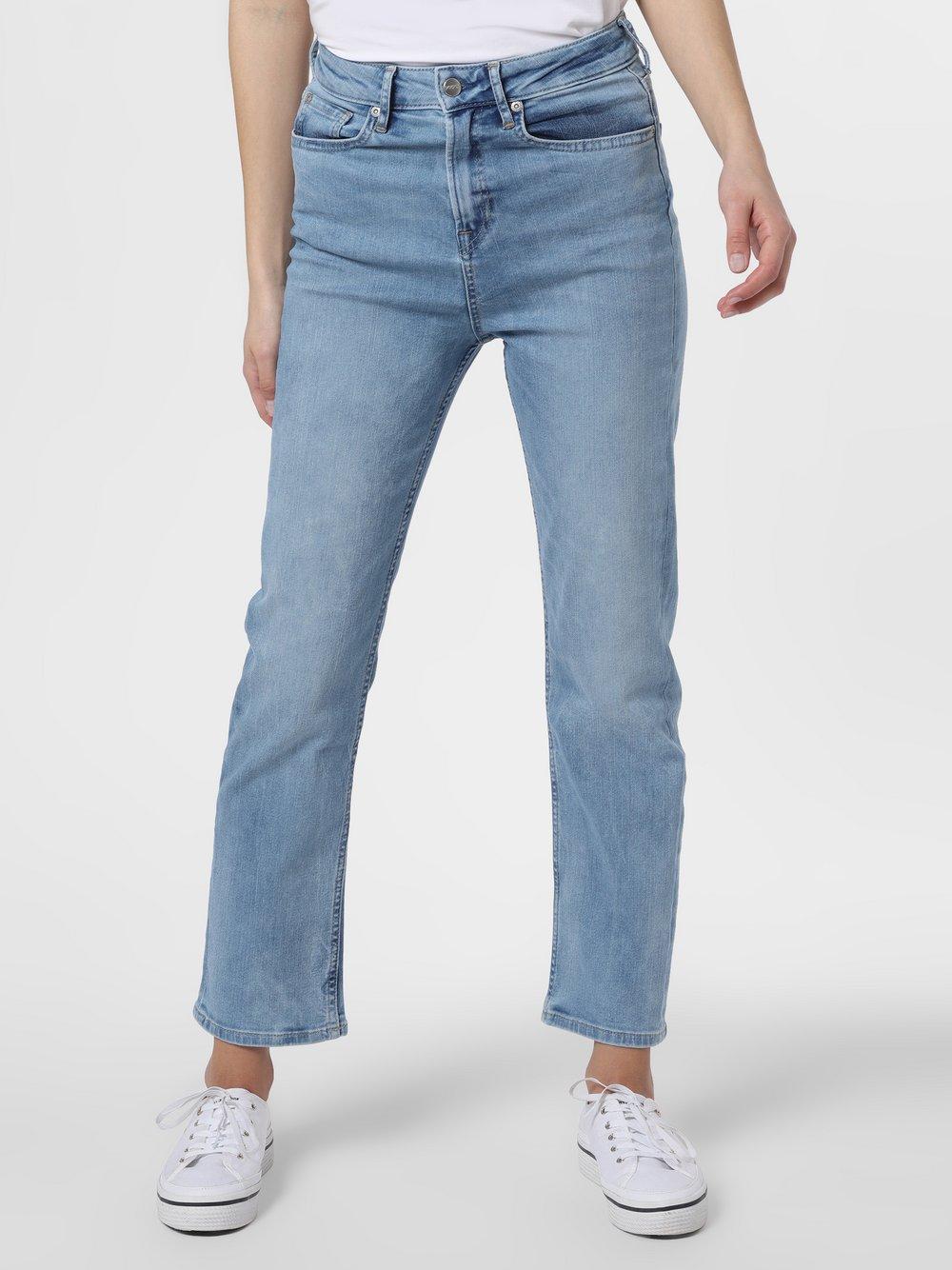 Pepe Jeans - Jeansy damskie – Lexi, niebieski