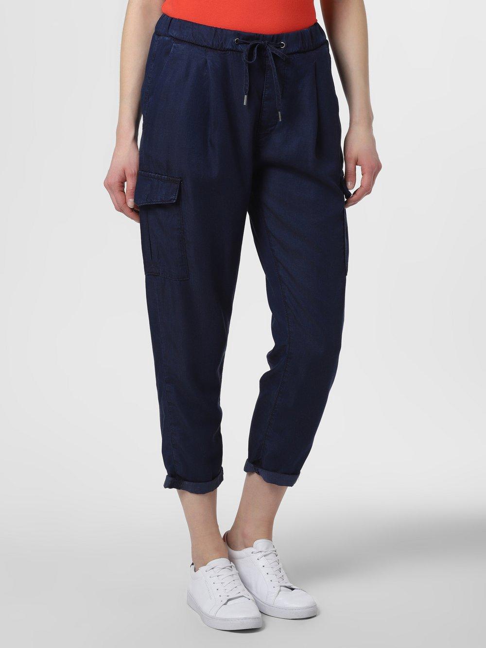 Pepe Jeans - Spodnie damskie – Jynx, niebieski