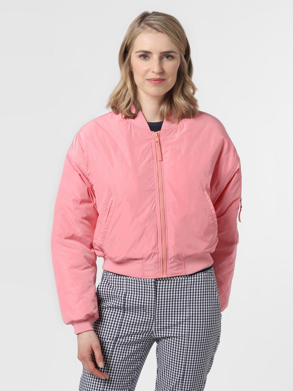 Pepe Jeans - Kurtka damska – Irina, różowy
