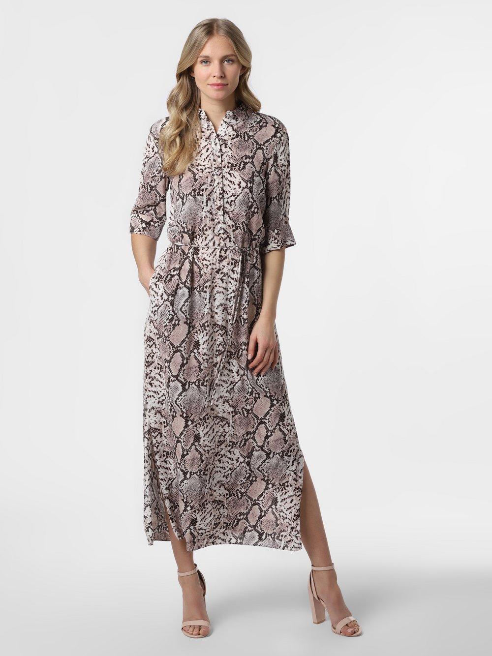 IPURI - Sukienka damska, brązowy
