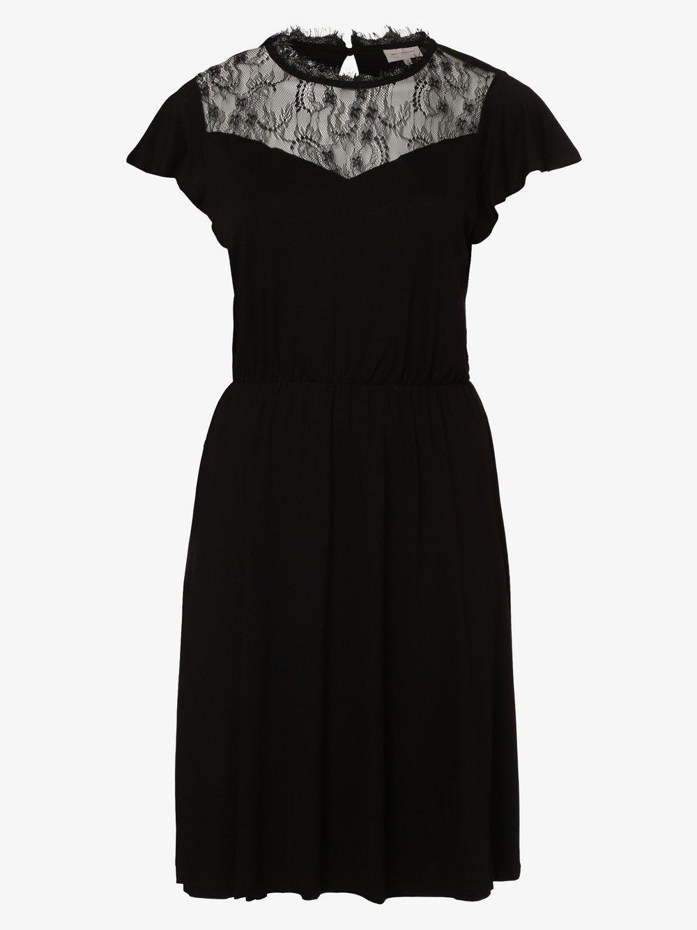 ONLY Carmakoma – Sukienka damska – Carflavor, czarny Van Graaf 470561-0001-04648