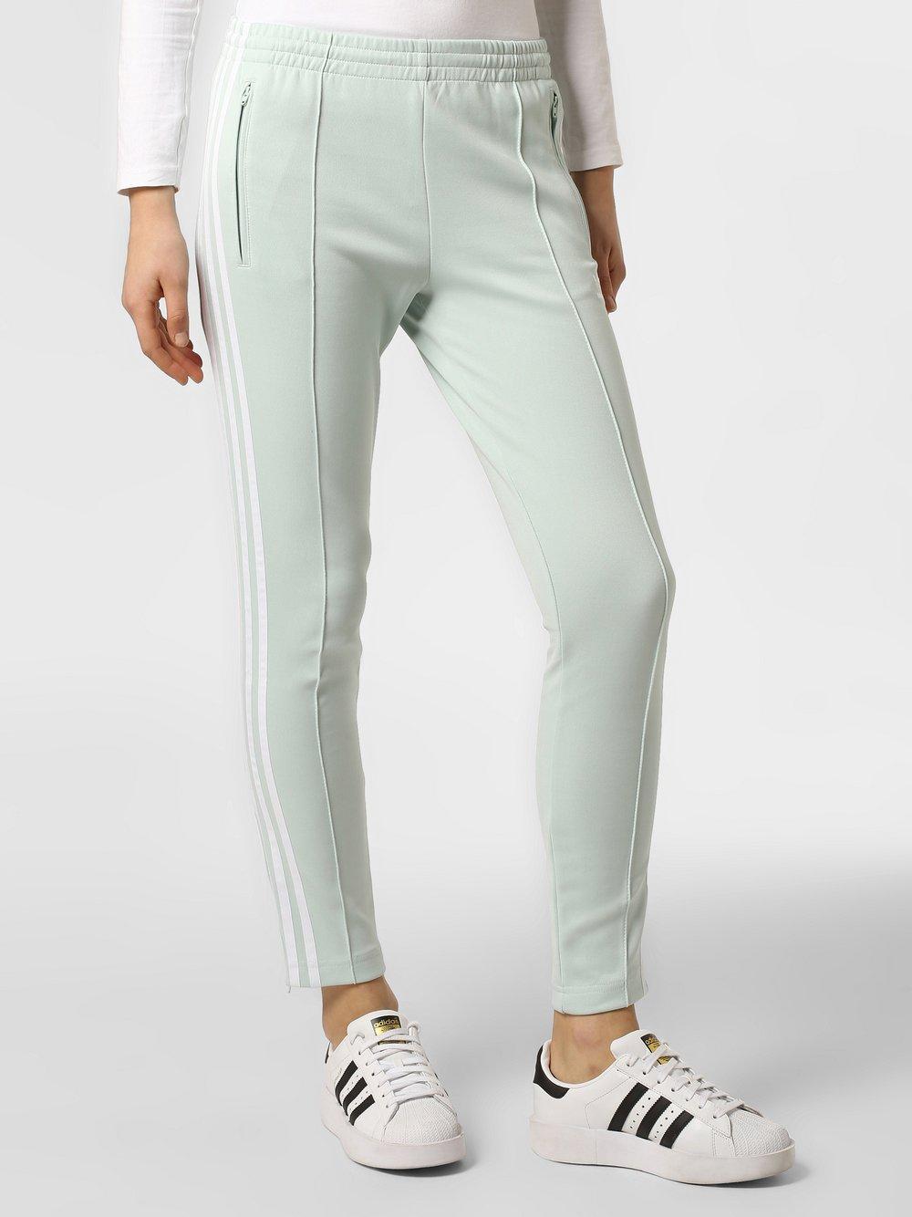 adidas Originals - Spodnie damskie, zielony