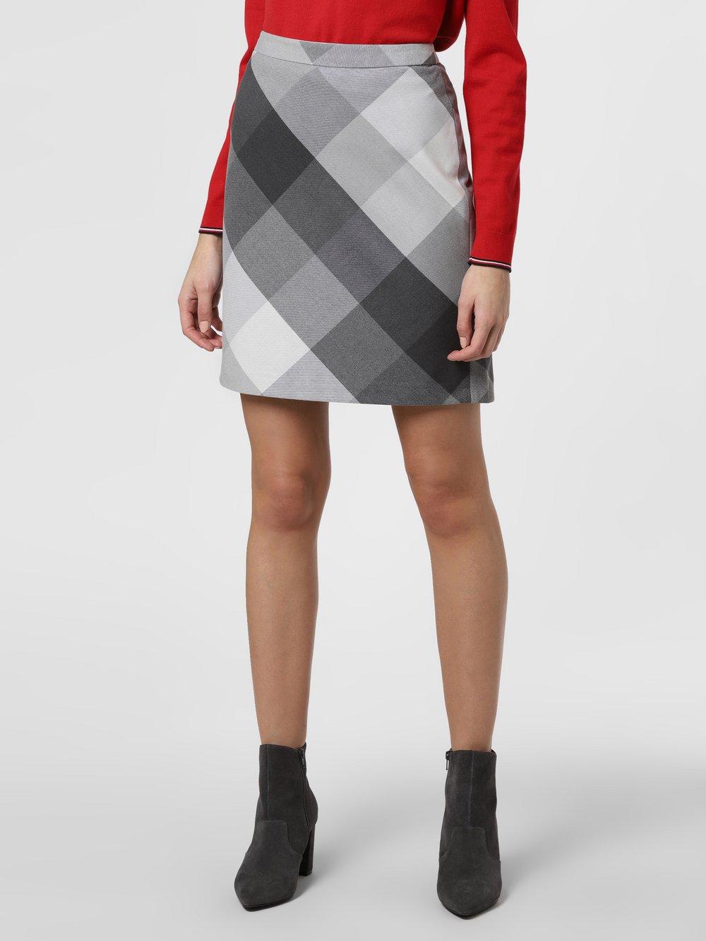 Esprit Collection – Spódnica damska, czarny Van Graaf 471333-0001-00400