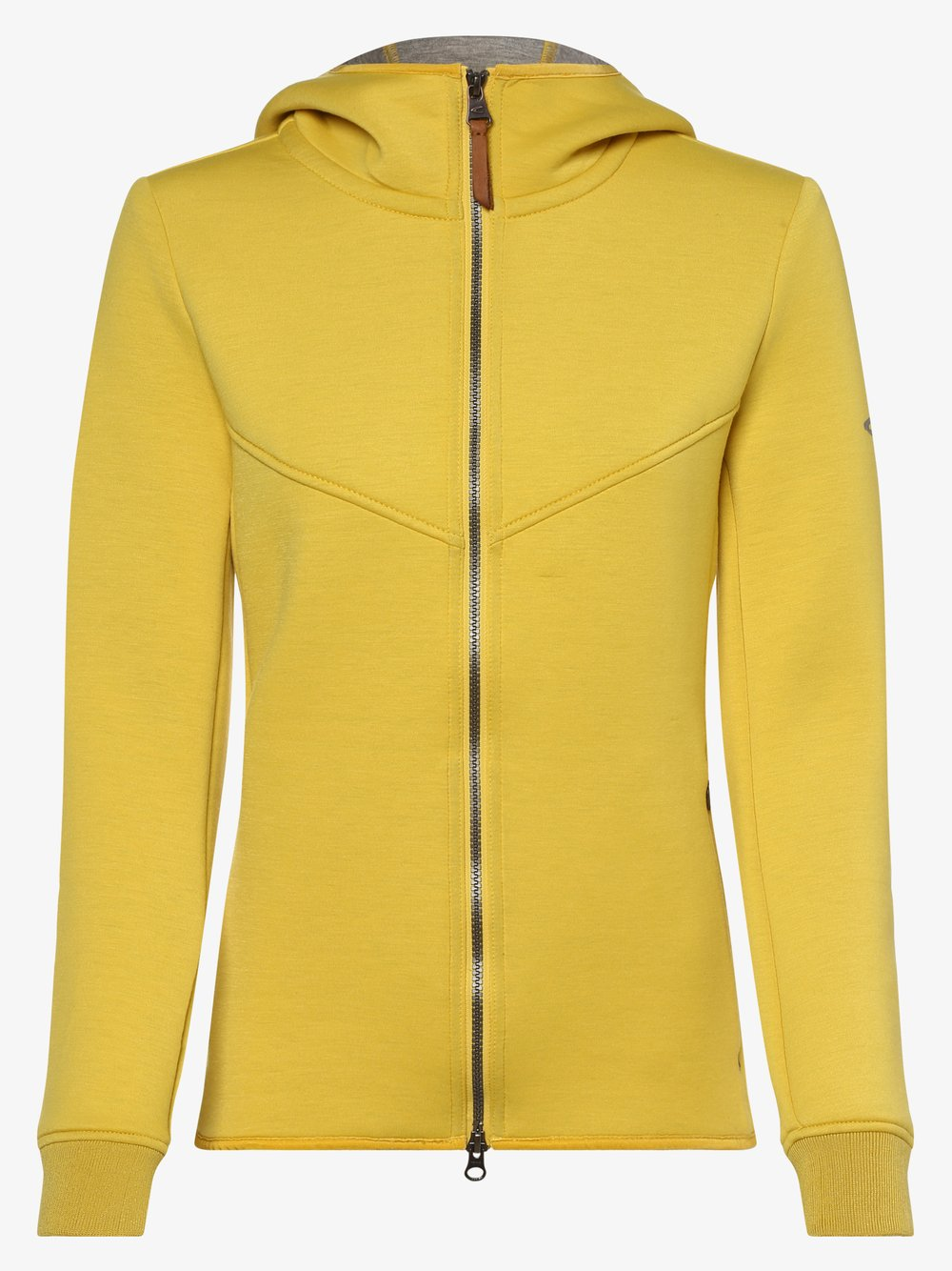 Camel Active - Damska bluza rozpinana, żółty