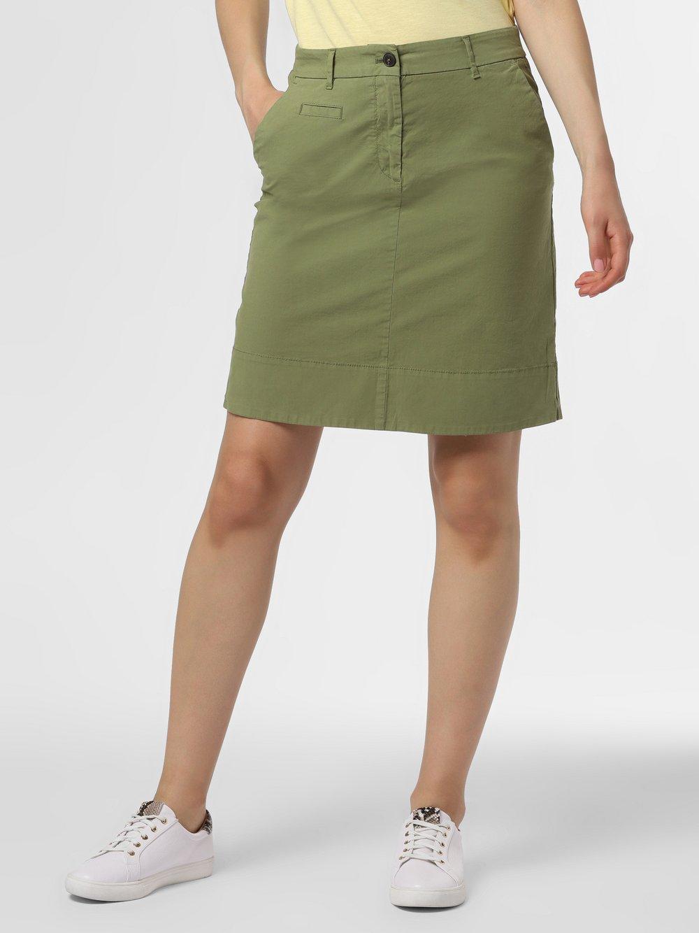 Marc O'Polo - Spódnica damska, zielony