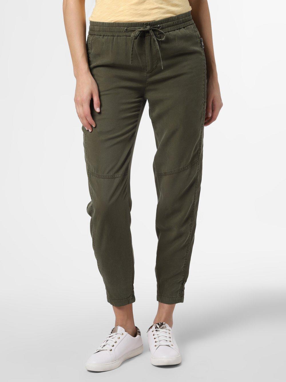 Marc O'Polo - Spodnie damskie, zielony