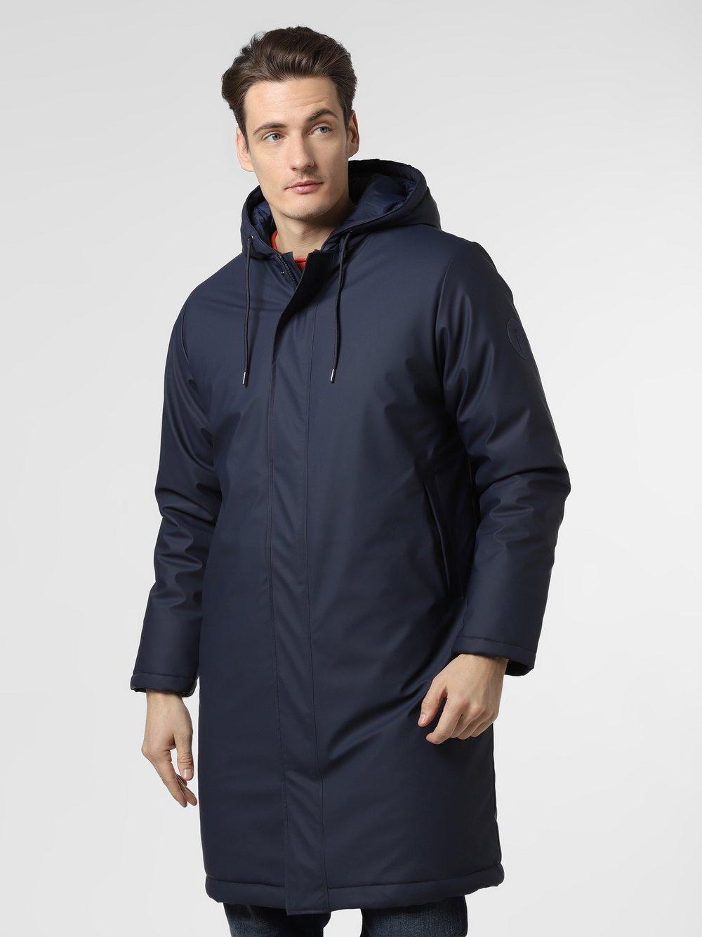 RAINS – Męska kurtka funkcyjna, niebieski Van Graaf 471654-0002-09960