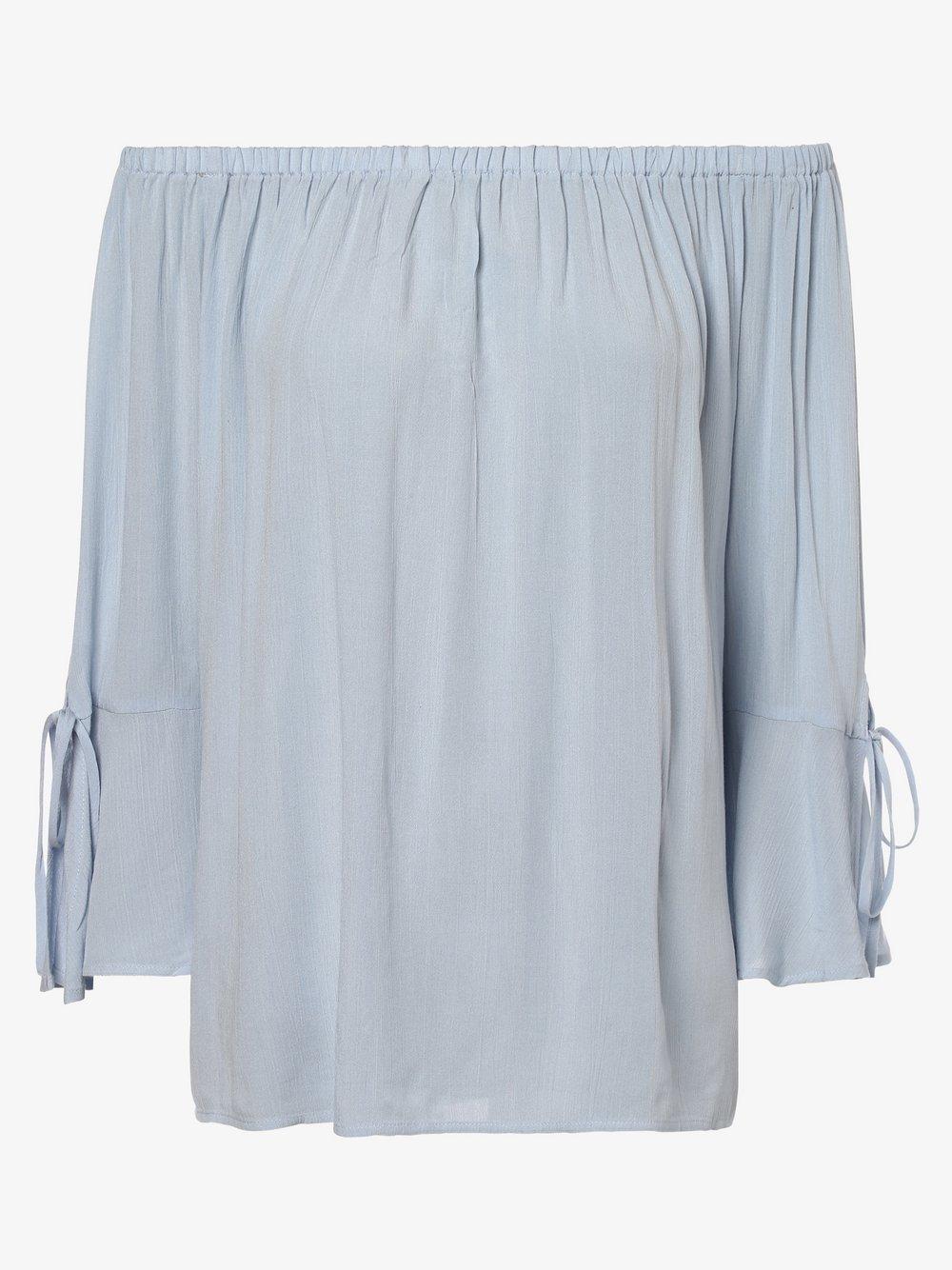 Esprit Casual – Bluzka damska, niebieski Van Graaf 471805-0001-00360