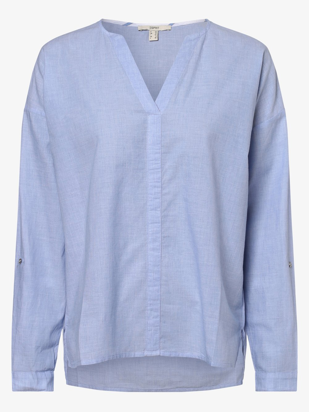Esprit Casual – Bluzka damska, niebieski Van Graaf 471923-0001