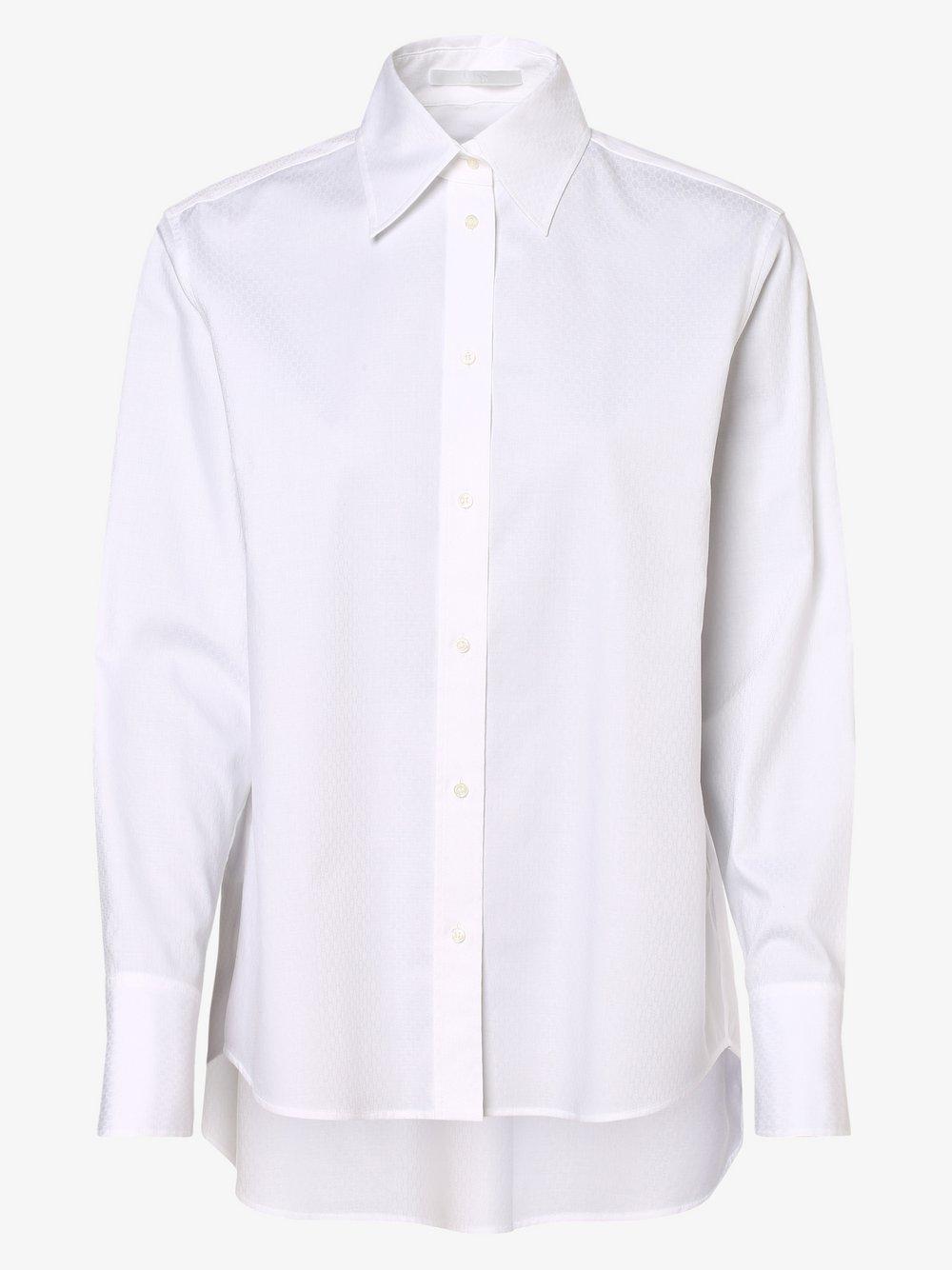 BOSS - Bluzka damska – Balldwin1, biały