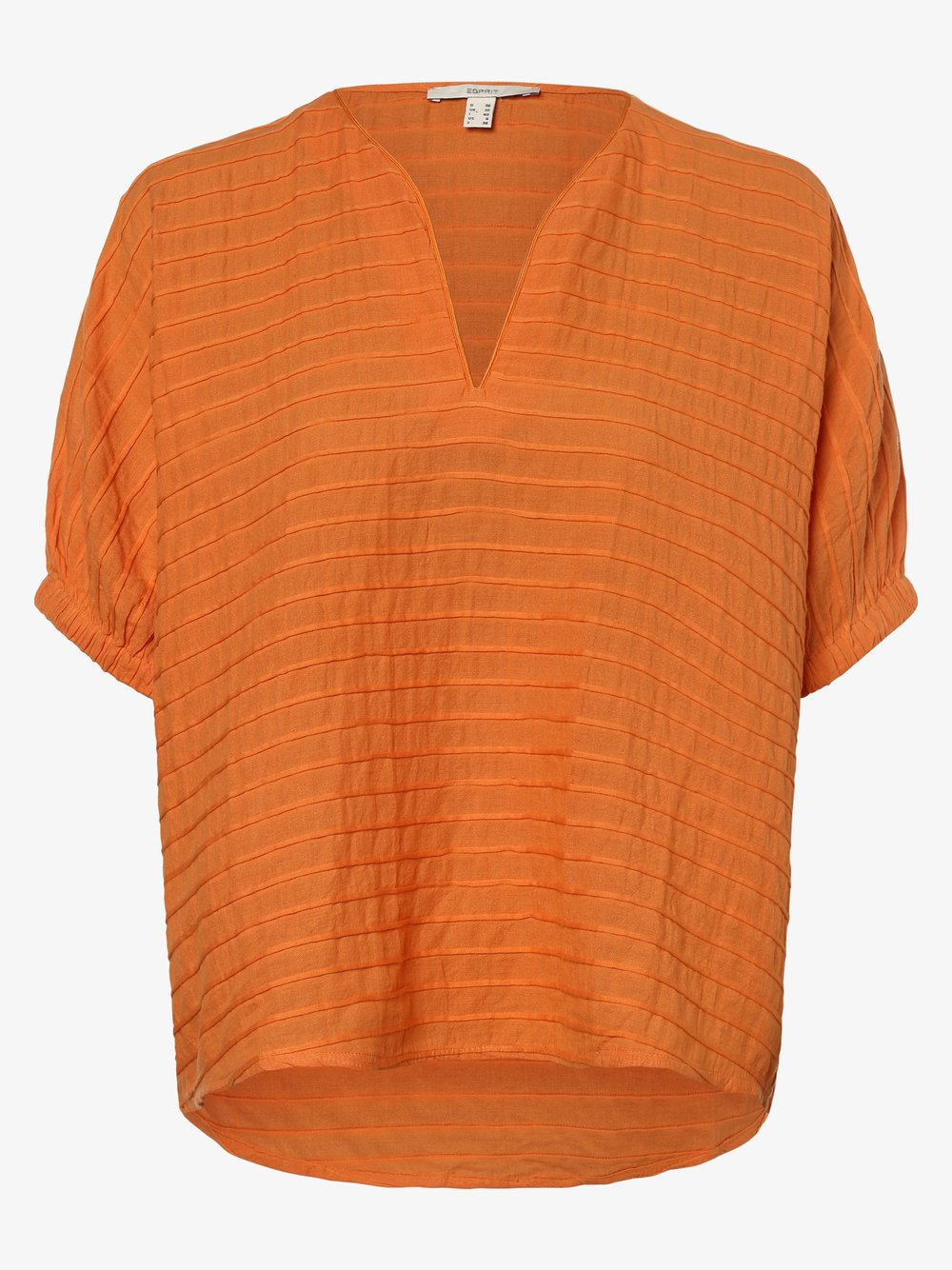 Esprit Casual – Bluzka damska, pomarańczowy Van Graaf 472028-0001-00420