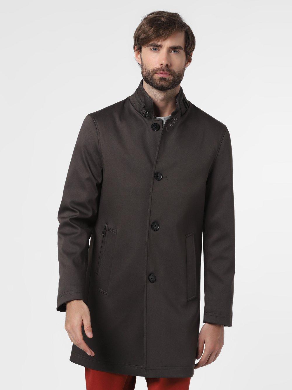Finshley & Harding - Płaszcz męski – Jooper-2, zielony