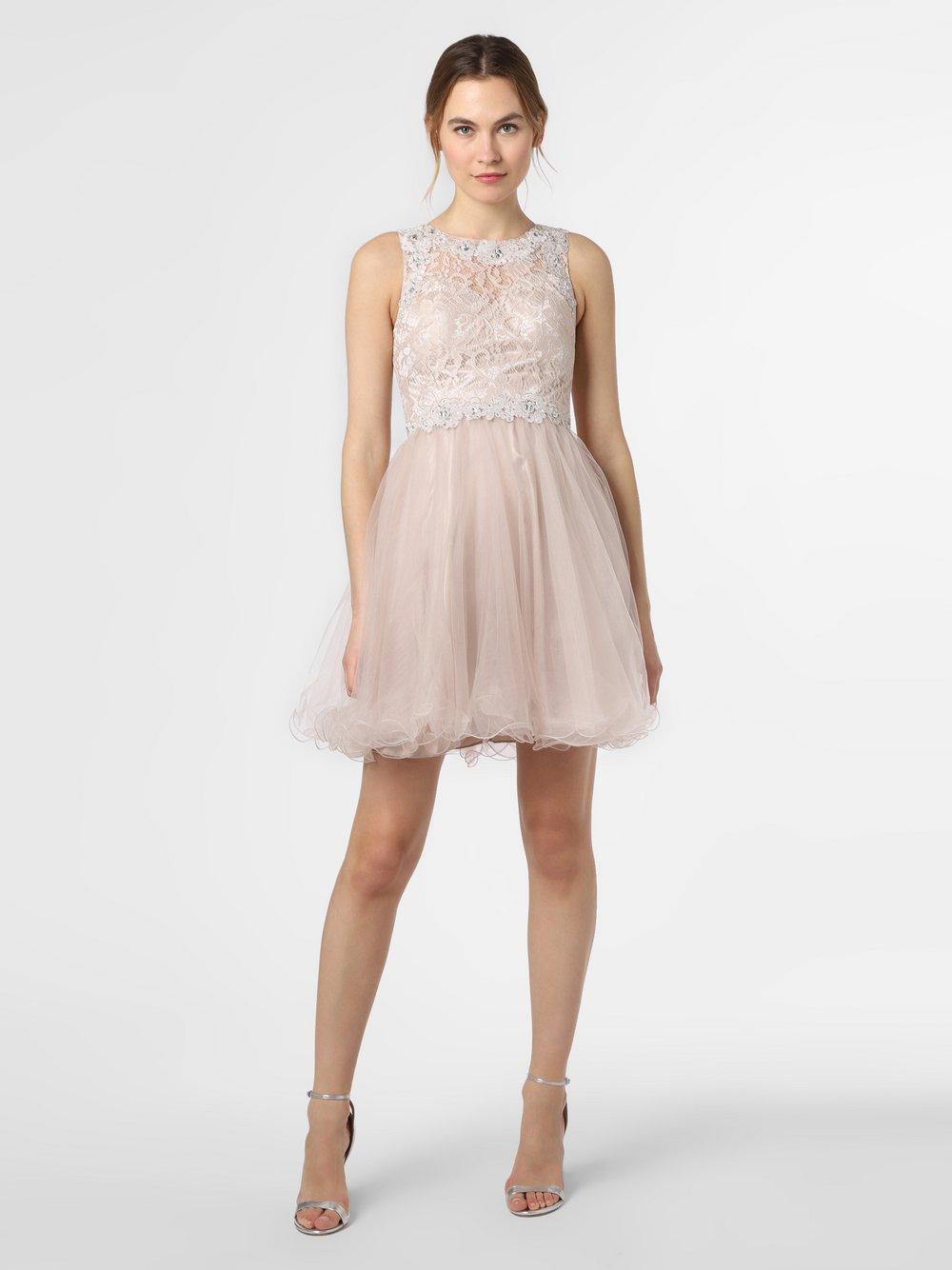 Laona – Damska sukienka wieczorowa, beżowy Van Graaf 472450-0001-00320