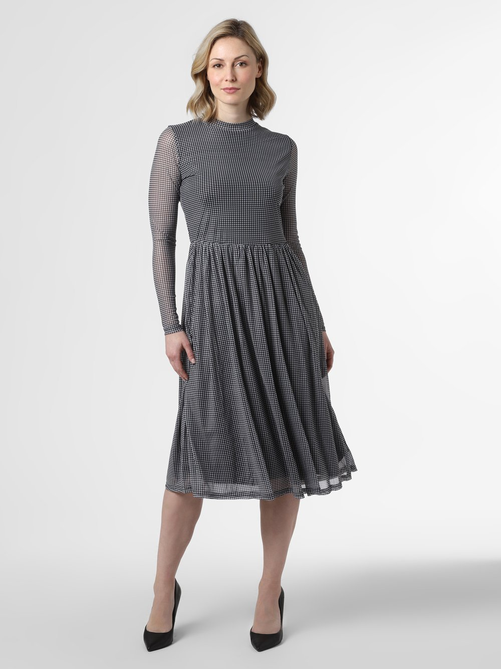 Aygill's - Sukienka damska – Pilja, czarny