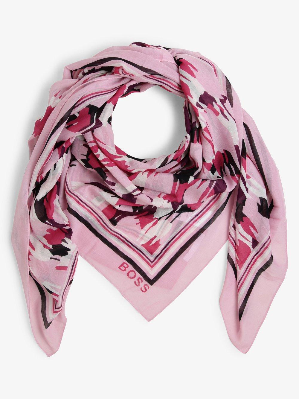 BOSS Casual – Chusta damska – Namellow, różowy Van Graaf 473074-0001-00000