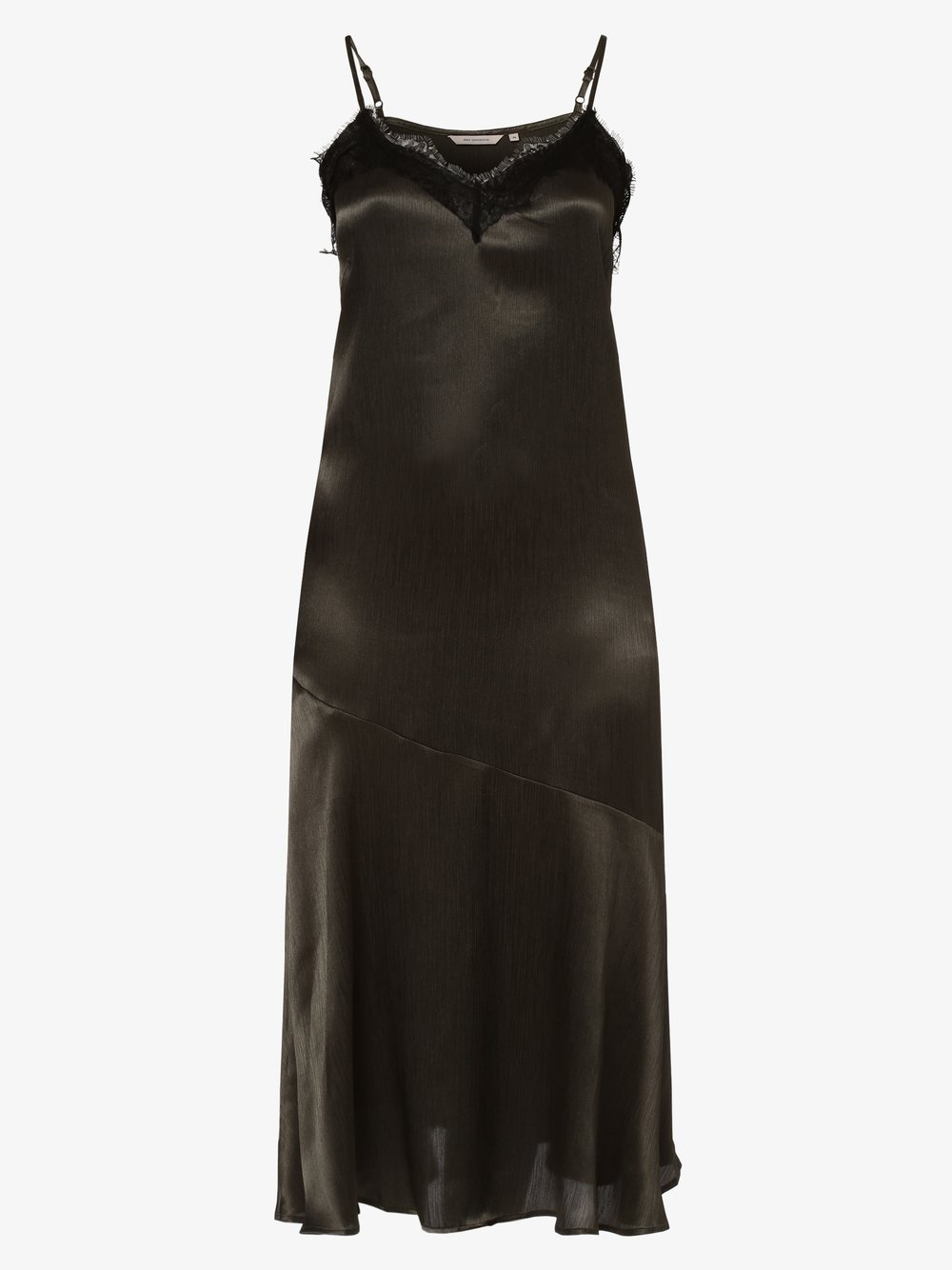 ONLY Carmakoma – Sukienka damska – Carmisty, zielony Van Graaf 473238-0001-00540