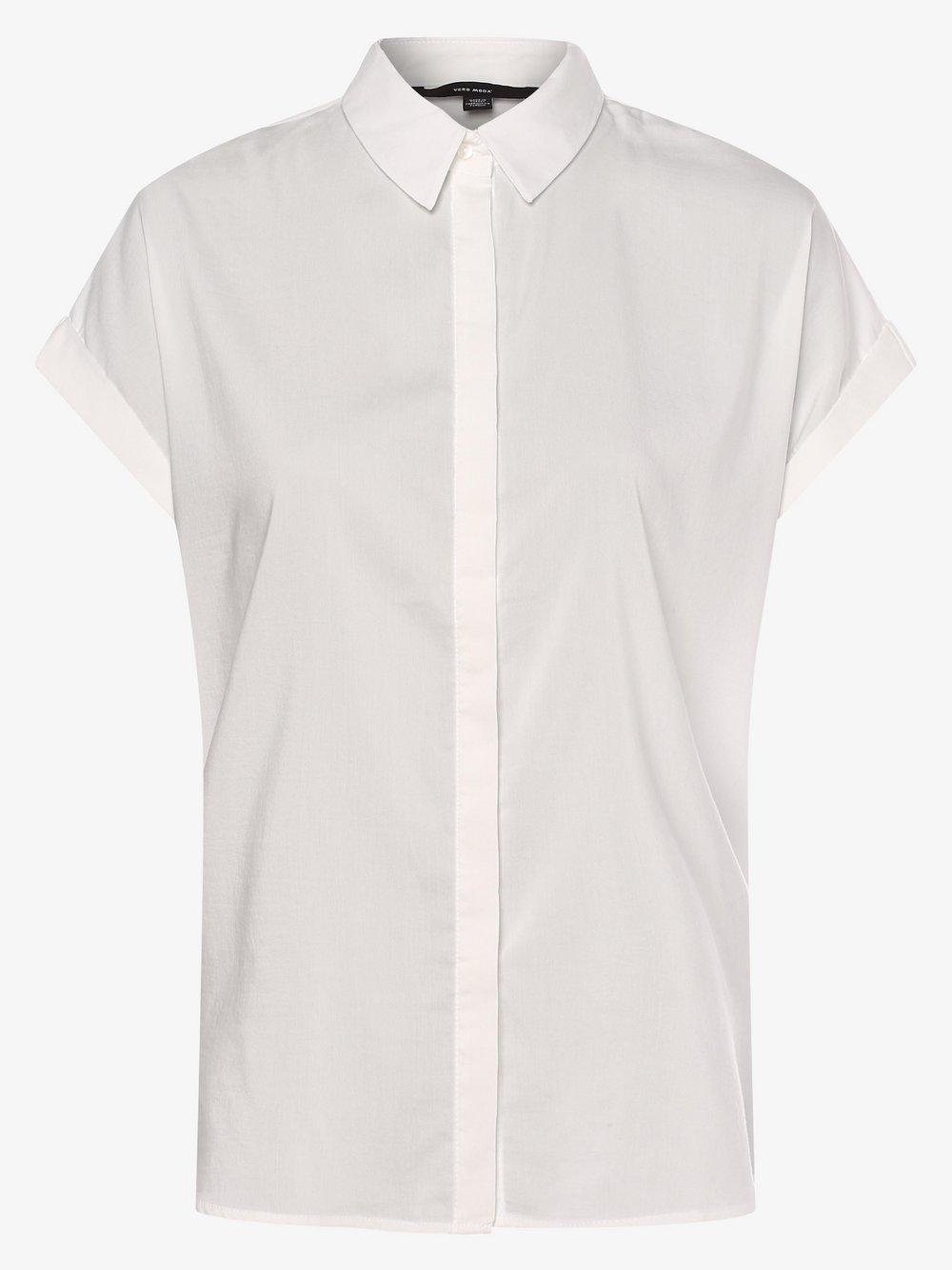 Vero Moda - Bluzka damska – Vmtanya, biały