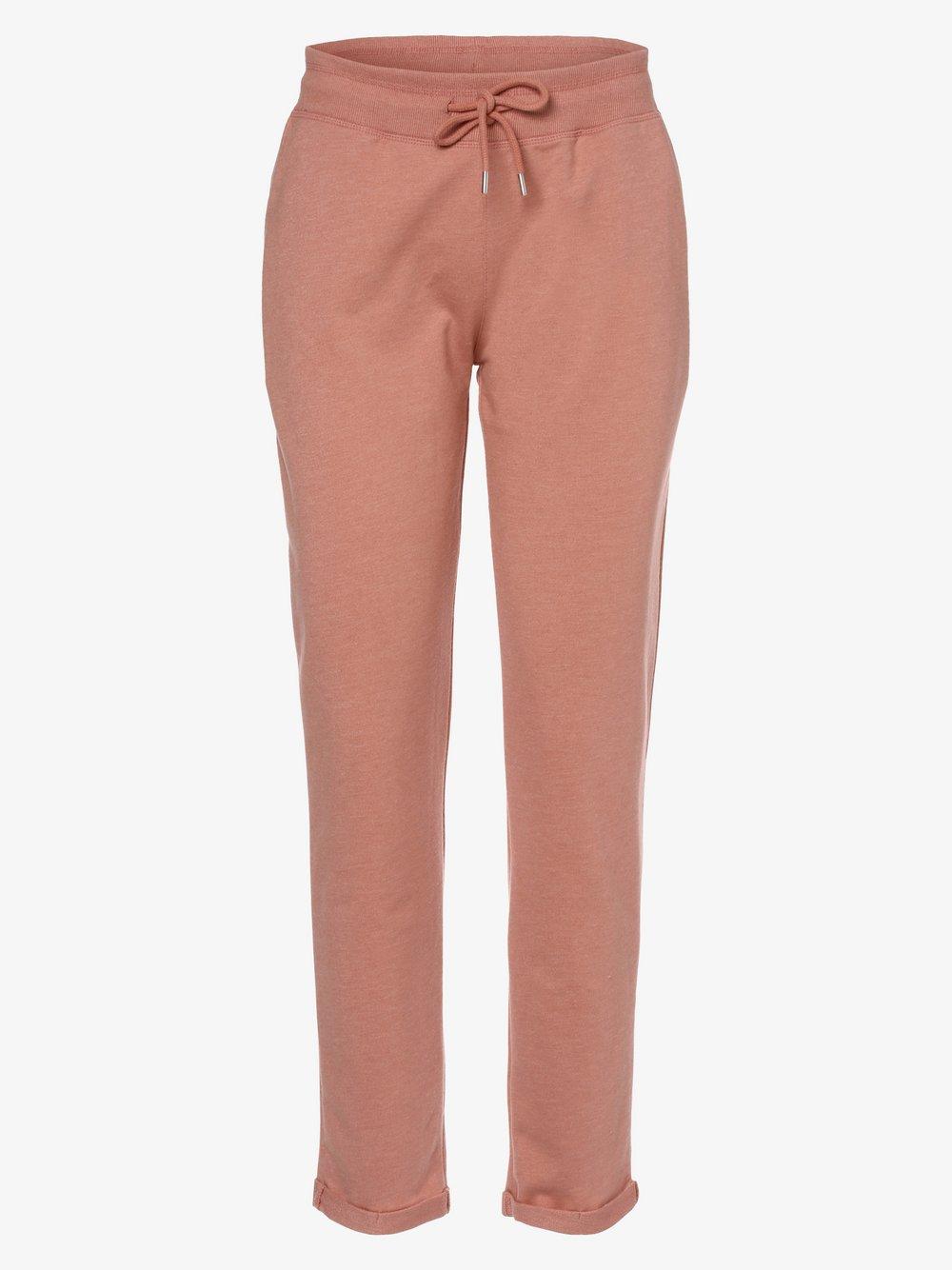 Marie Lund - Damskie spodnie dresowe, różowy