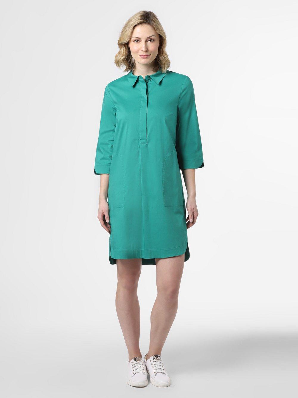Marie Lund - Sukienka damska, zielony