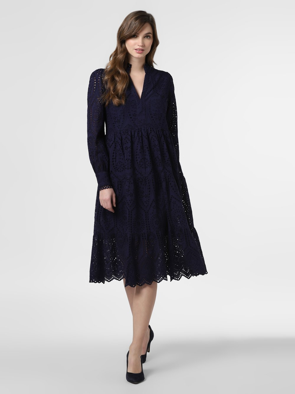 Y.A.S - Sukienka damska – Yasholi, niebieski