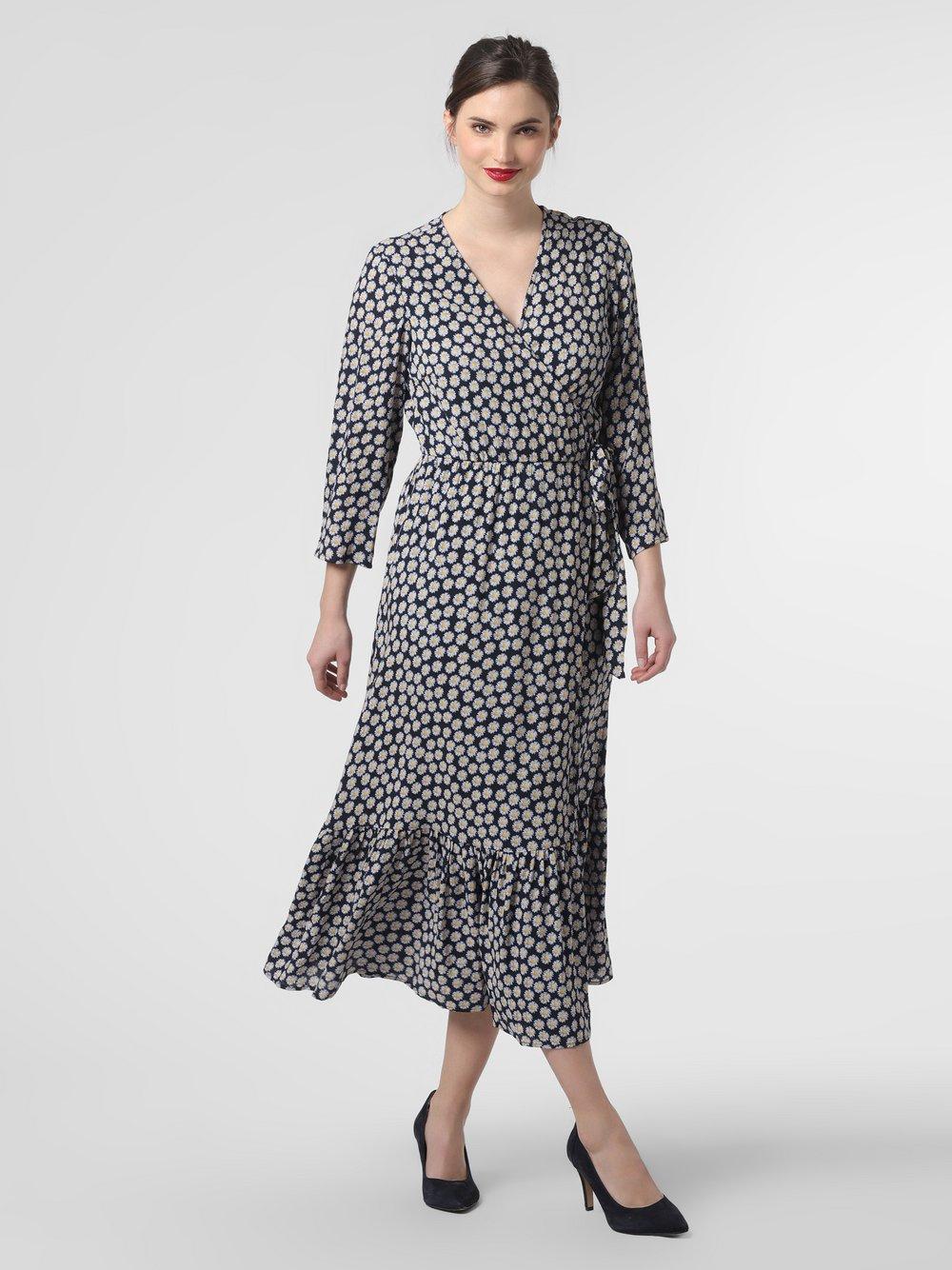 Y.A.S – Sukienka damska – Yasdaisy, niebieski Van Graaf 474290-0001-09900