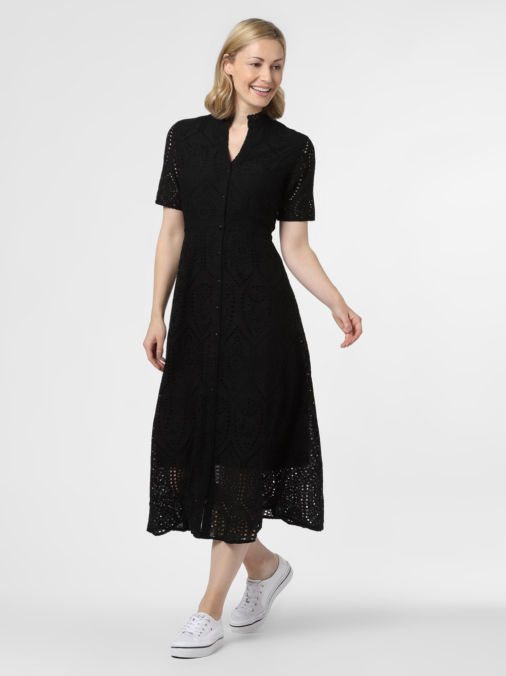 Y.A.S – Sukienka damska – YASHoli, czarny Van Graaf 474306-0002-09960