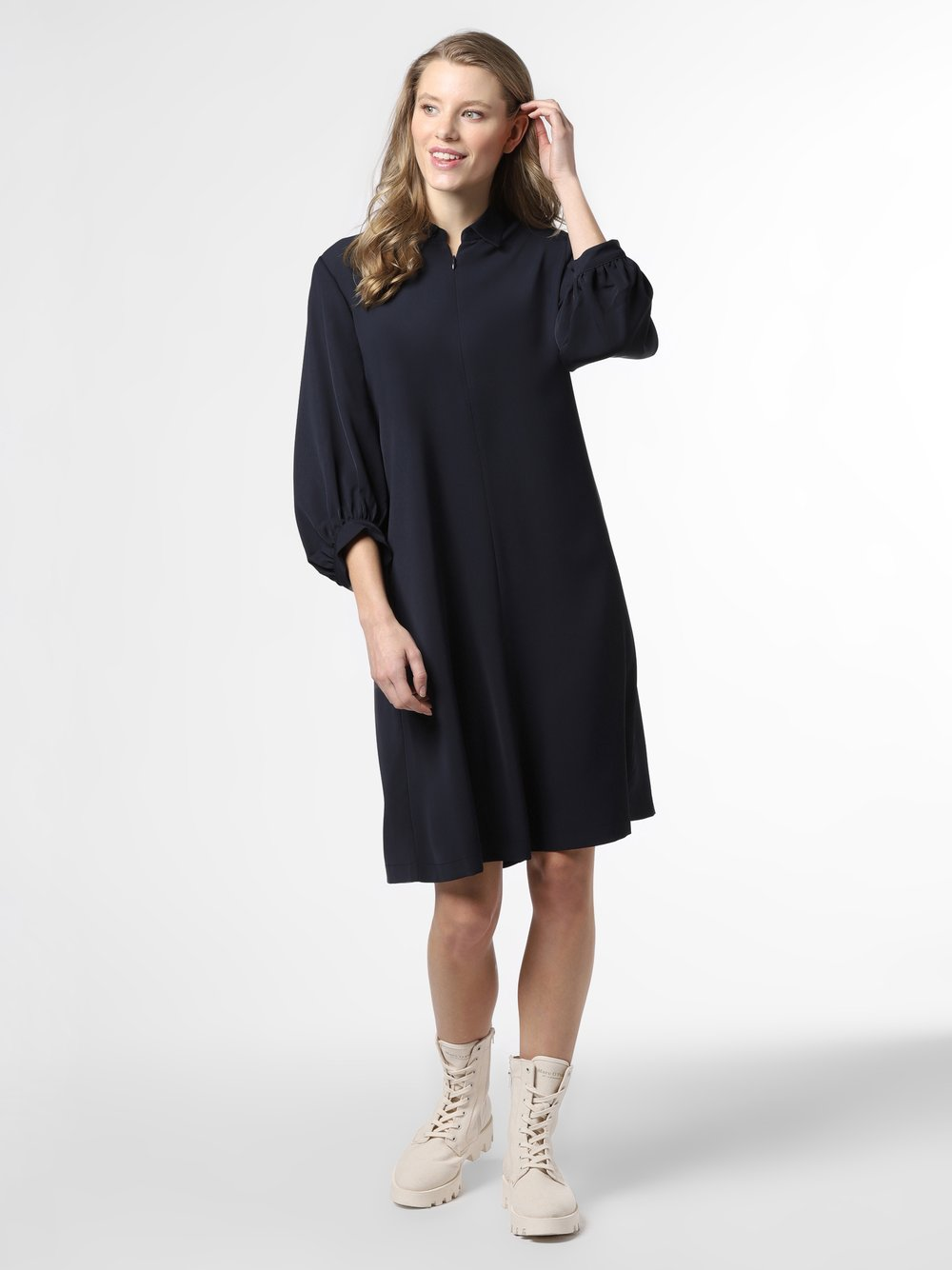 Someday - Sukienka damska – Qedrik, niebieski