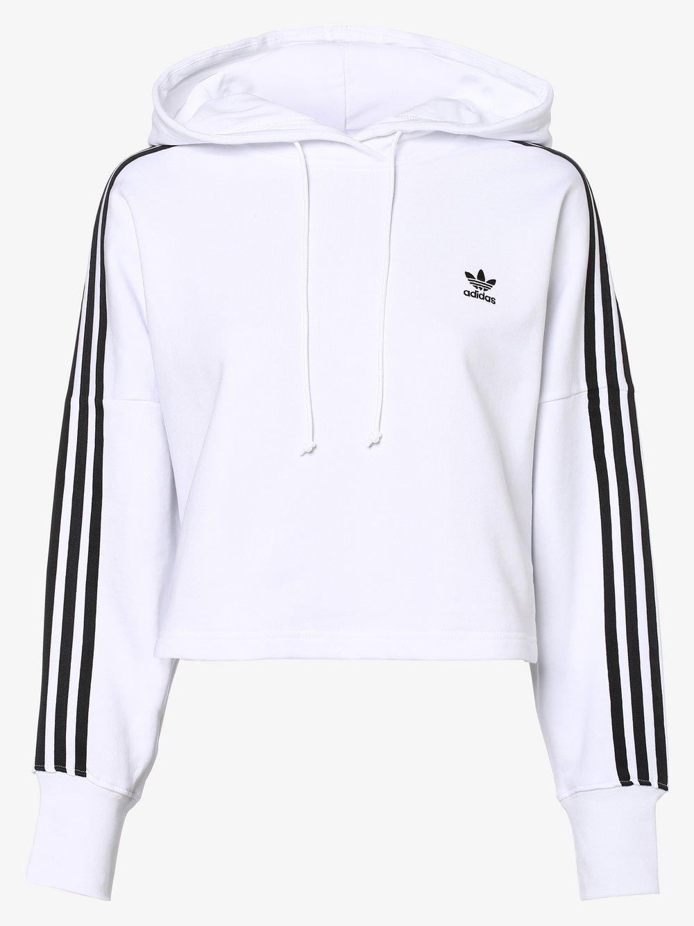adidas Originals - Damska bluza nierozpinana, biały