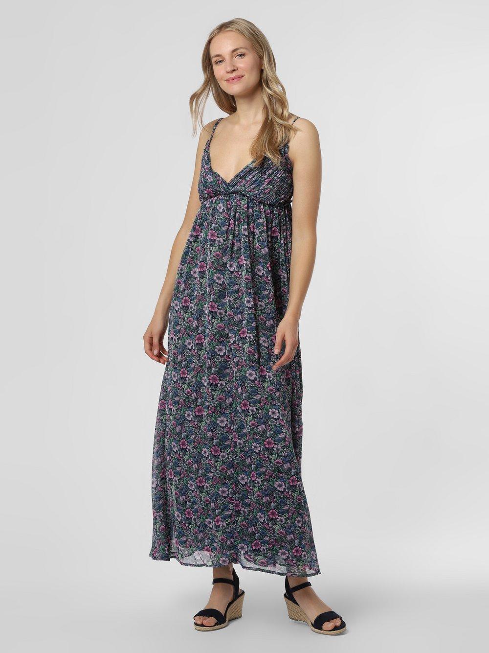 Pepe Jeans - Sukienka damska – Magali, niebieski