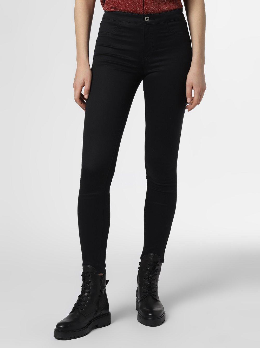 Armani Exchange - Spodnie damskie, czarny